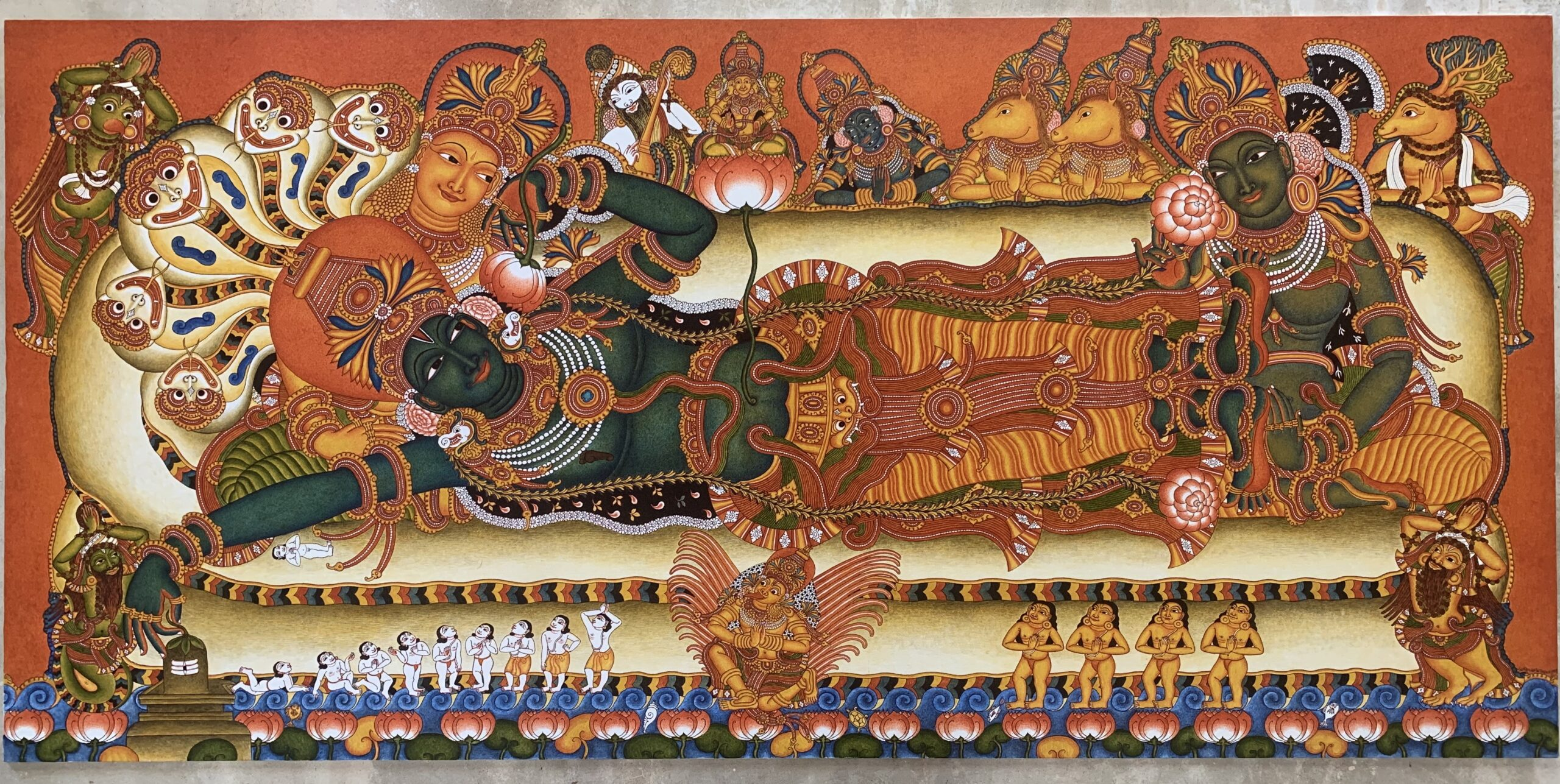 Anandashayanam