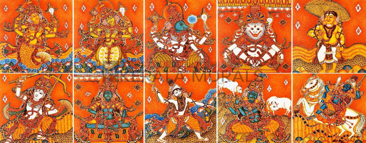 Dhashavathaara
